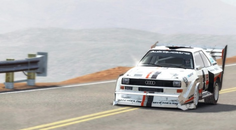 DiRT Rally and Pikes Peak