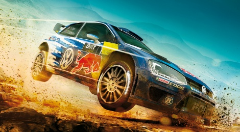 DiRT Rally is out for PC, in April for consoles