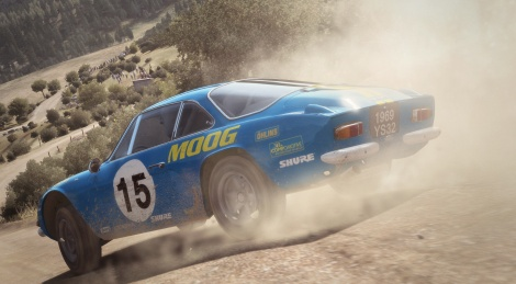 DiRT Rally now available for consoles