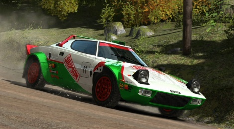 DiRT Rally on PS4 - Day 2