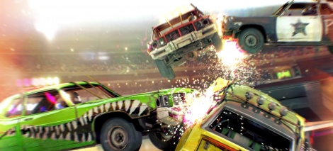 DiRT Showdown Announced