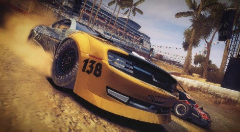 DiRT Showdown turns up the boost