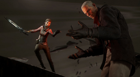 Dishonored: Death of the Outsider is out