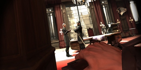 Dishonored s'infiltre en images
