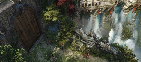 Divinity: Original Sin 2 first screens