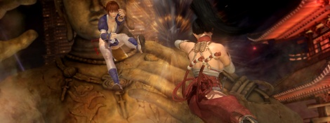 DOA5 Ultimate coming this Fall