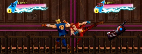Double Dragon Neon announced