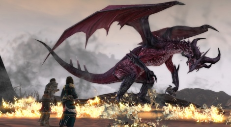 Dragon Age 2: screenshots