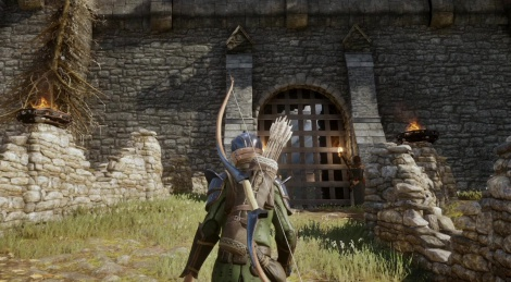 Dragon Age Inquisition PC video