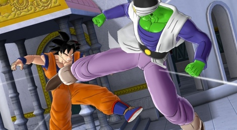 Dragon Ball Raging Blast 2 images