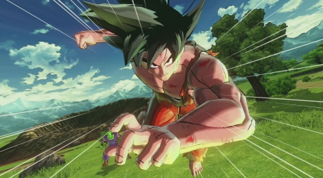 Dragon Ball: Xenoverse 2 launches