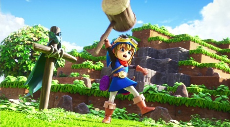 Dragon Quest Builders en vidéos