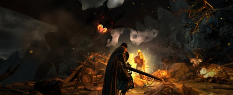 Dragon's Dogma: Dark Arisen comes to PC