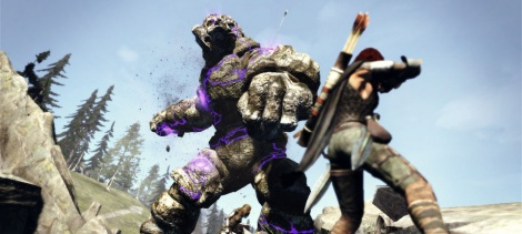 Dragon's Dogma: New Golem Screens