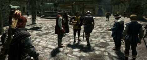 Dragon's Dogma New Screens