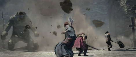 Dragon's Dogma: Progression videos