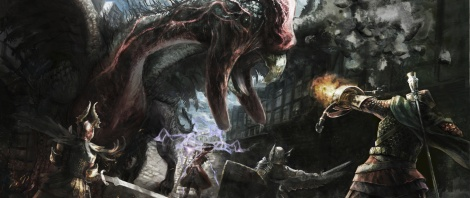 Dragon's Dogma: Screens and trailer