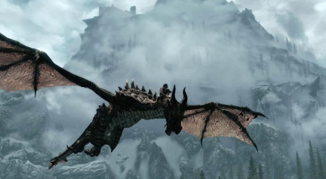 Dragonborn, Skyrim DLC in video