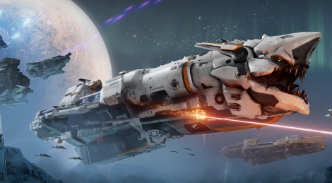 Dreadnought has hit Steam