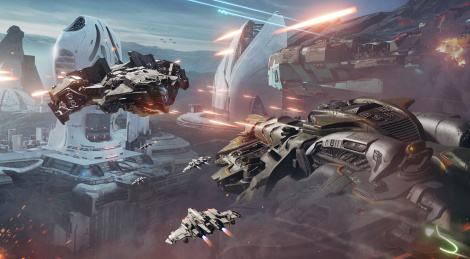 Dreadnought launches on PS4