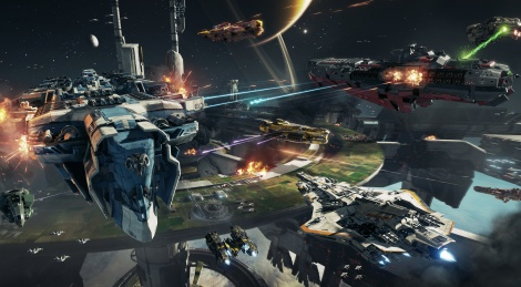 Dreadnought launches open beta