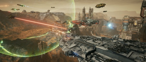 Dreadnought new screenshots