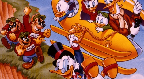 DuckTales Remastered announced