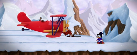 DuckTales Remastered trailer, screens