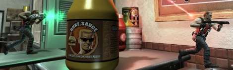 Duke Nukem Forever: Multiplayer Screens