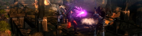 Dungeon Siege 3: Images of Katarina