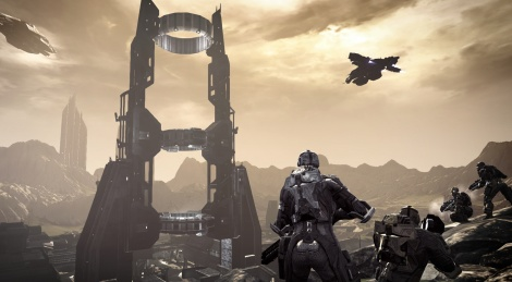 Dust 514 is back in pictures and video