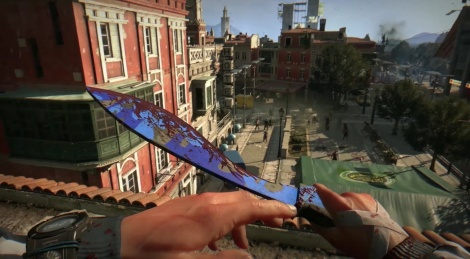 Dying Light shows Nightmare Mode