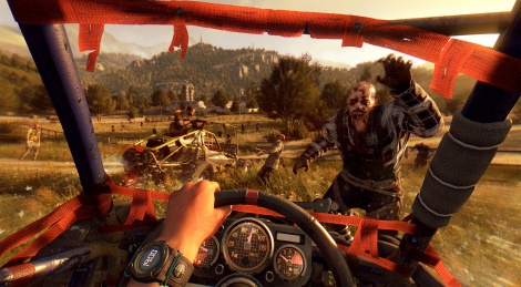 Dying Light: The Following screens