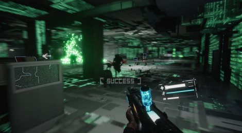 Dystopian FPS 2084 hits Early Access