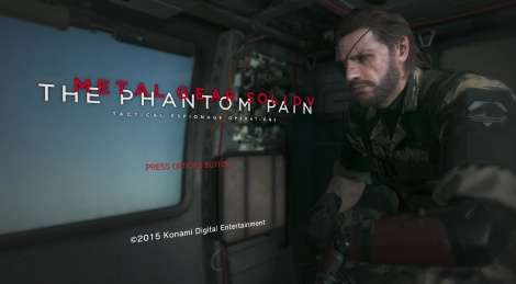 E3: 40 minutes of Metal Gear Solid V