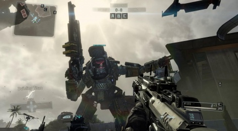 E3: 60fps Gameplay of TitanFall