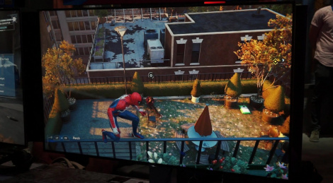 E3: A bit more of Spider-Man