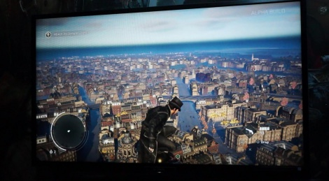 E3: AC Syndicate gameplay