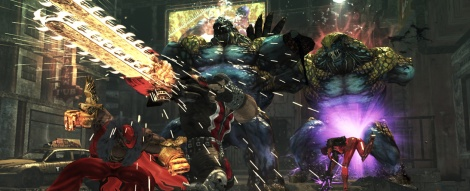 E3: Anarchy Reigns brawls