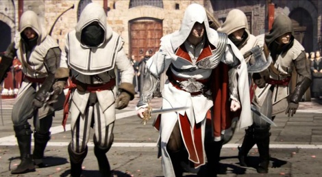 E3: Assassin's Creed Brotherhood CG Trailer