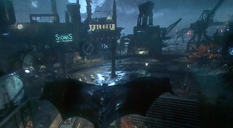 E3: Batman returns on PS4