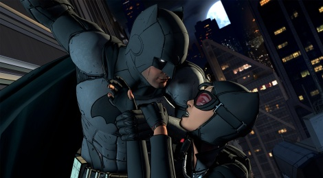 E3: Batman - The Telltale Series first screens