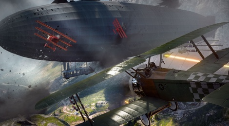 E3: Battlefield 1 new screens