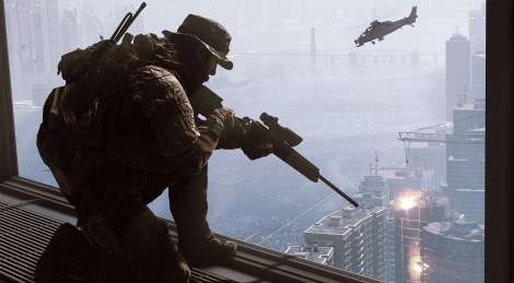 E3: BattleField 4 images and a video