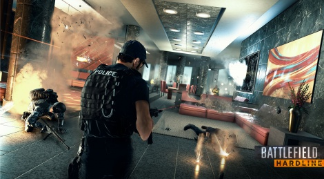 E3: Battlefield Hardline screens