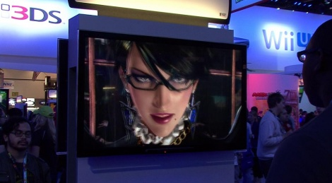 E3: Bayonetta 2 full demo video