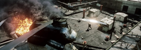 E3: BF3 Close Quarters trailer