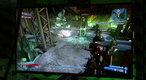 E3: Borderlands The Pre-Sequel gameplay