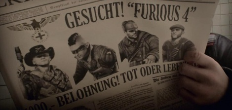 E3 : Brothers in Arms Furious 4 announced