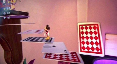 E3: Castle of Illusion gameplay